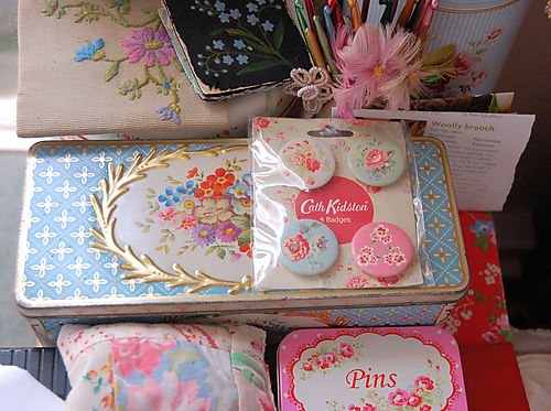 wallpaper cath kidston. in a Cath Kidston store#39;