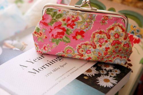 book and purse