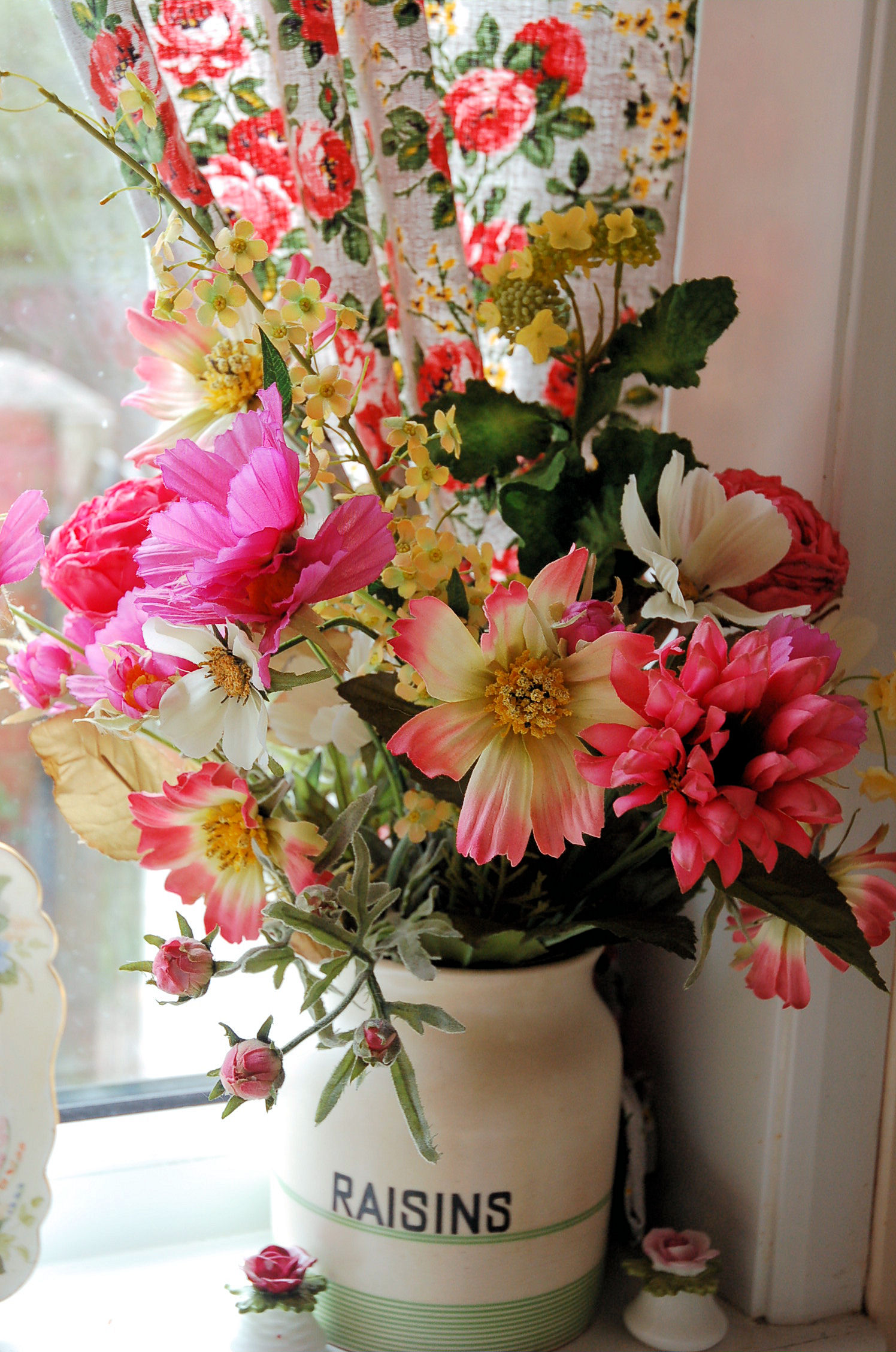 Posy Flowers Of A Different Kind