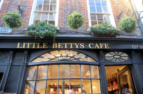 little betty's