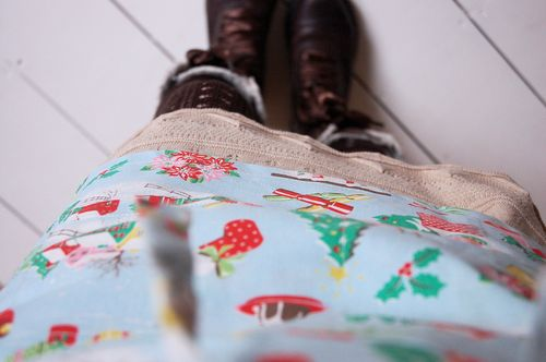 cath apron