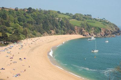 Blackpool_sands_north_view
